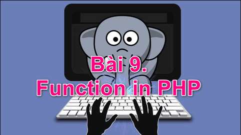 function ham trong php