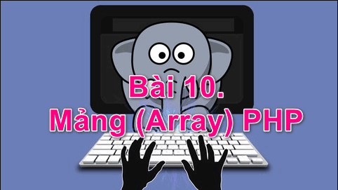 mang array trong php